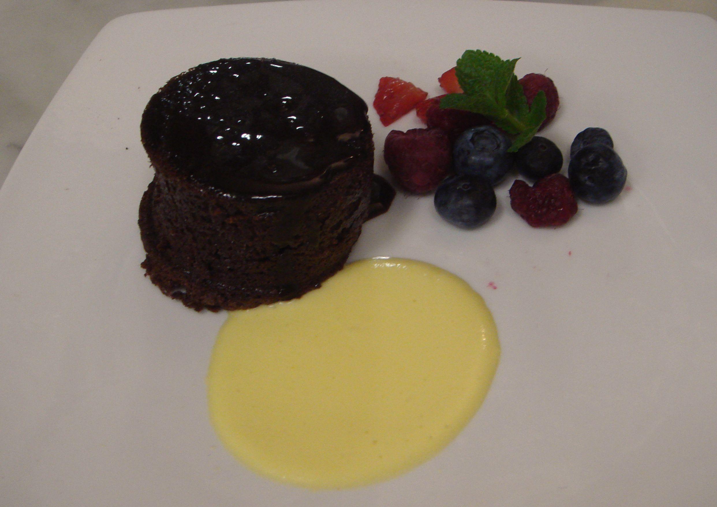 Chocolate and sauvignon italian cake recipe