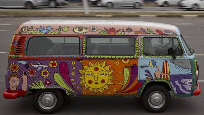 kombi customizada hippie carros pinterest volkswagen volkswagen bus and vw bus. Black Bedroom Furniture Sets. Home Design Ideas