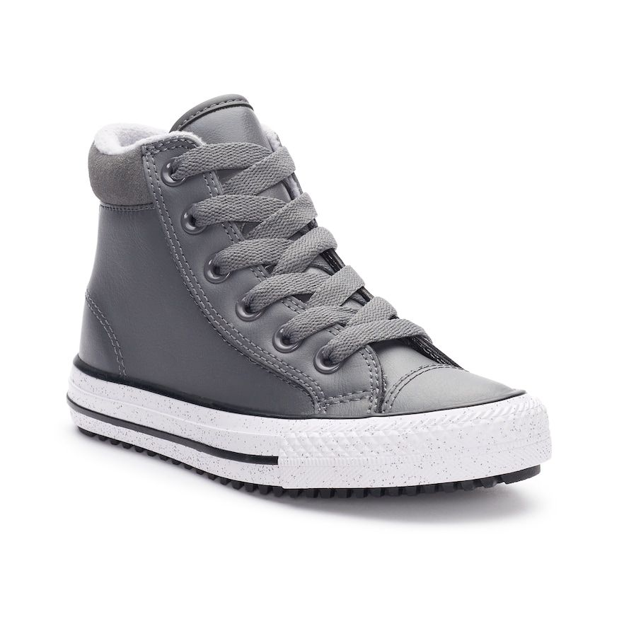 0fcd12d49bc78f Boys  Converse Chuck Taylor All Star Boot PC High-Top Sneakers