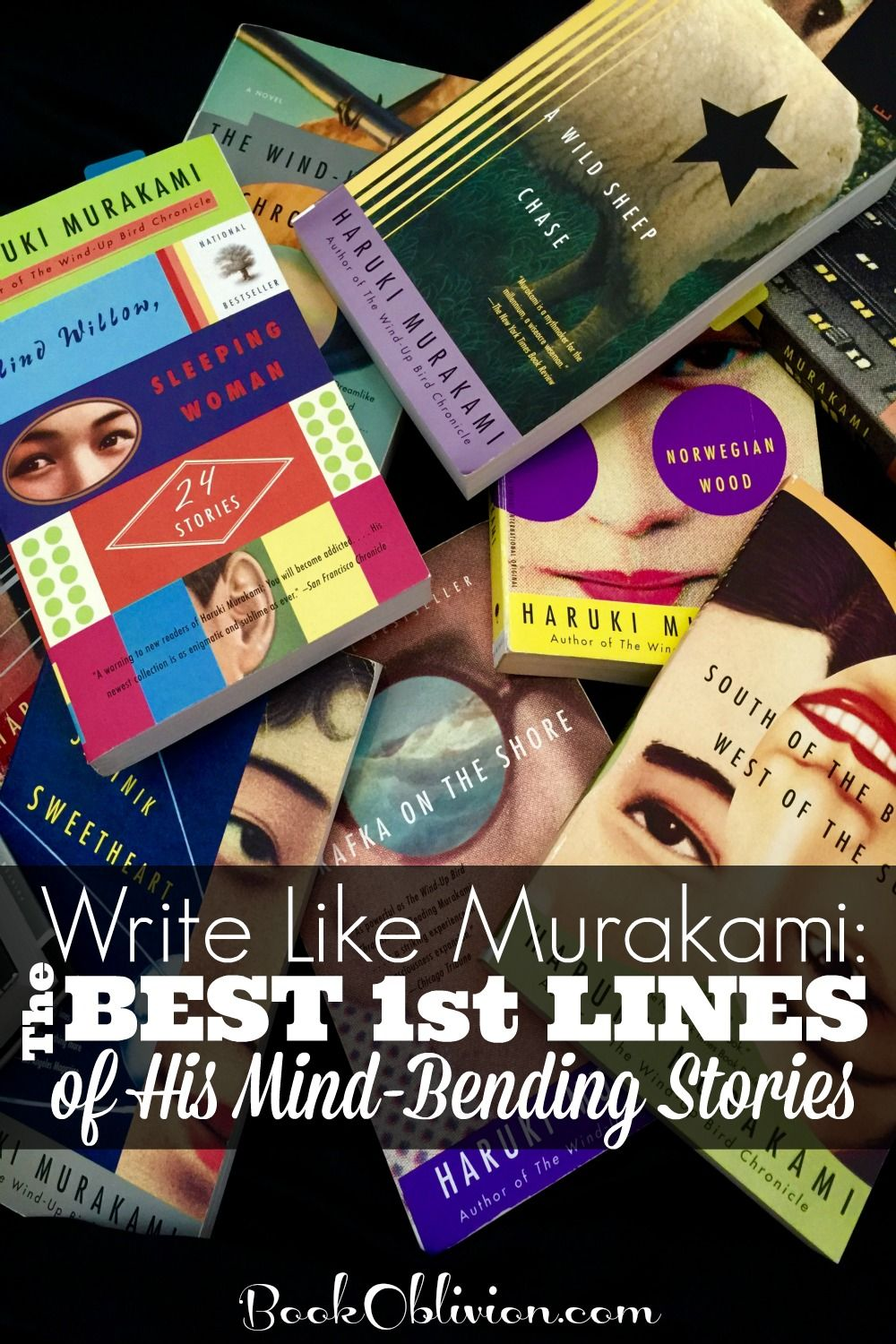 It takes so little time for writers like Haruki Murakami to abduct you into their mind-bending worlds. Revisiting some of these first lines will make you laugh, while others will make you wonder. The rest might even bore you a little, despite how exciting the novel ends up. Here are the best first lines from his most well known short stories, novels, and even his memoir.
