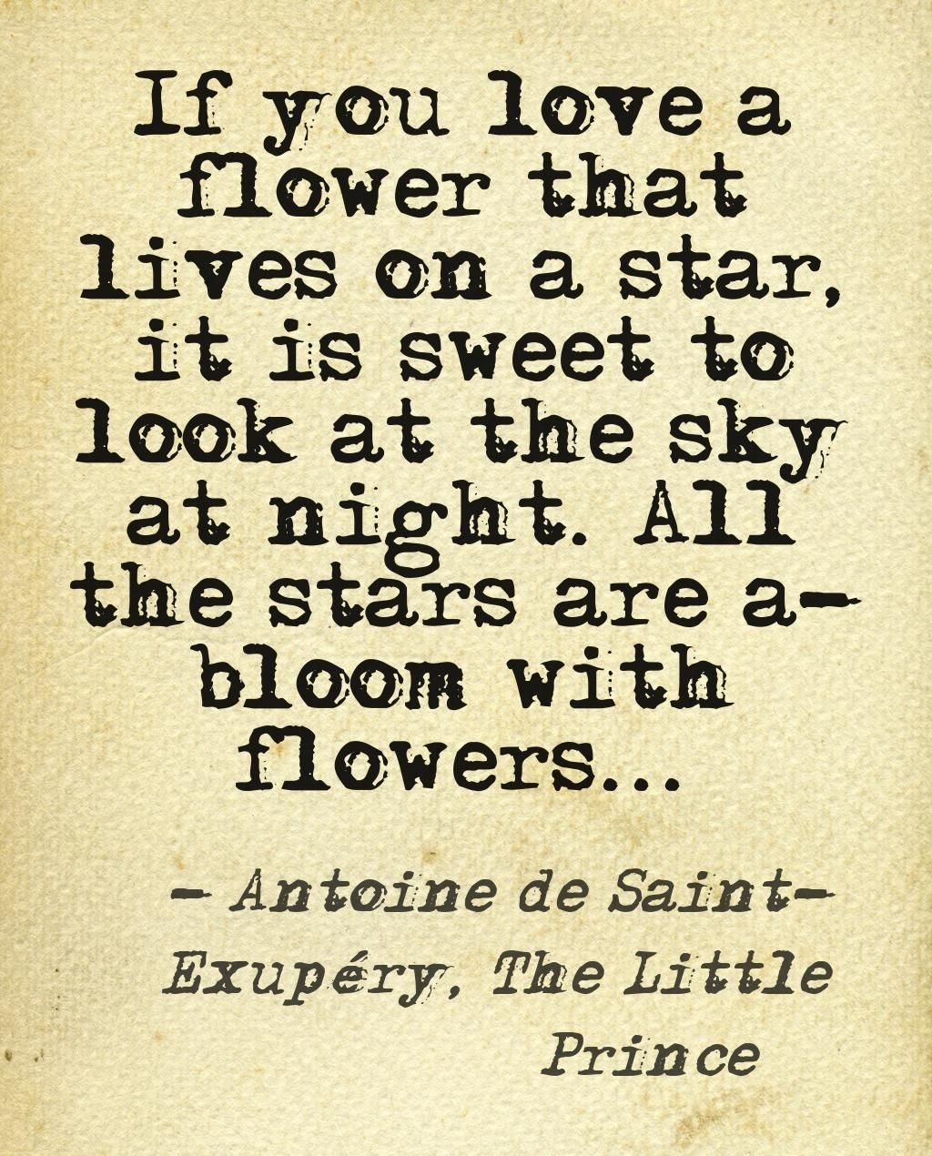 little prince by antoine de saint exupery essay The little prince by antoine de saint-exupery a french airman during the golden age of aviation, antoine de saint-exupery flew mail routes in northern africa throughout the 1920s and.