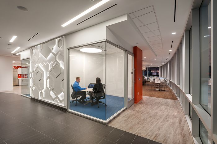 Office Tour: OMNOVA Solutions U2013 Beachwood Offices