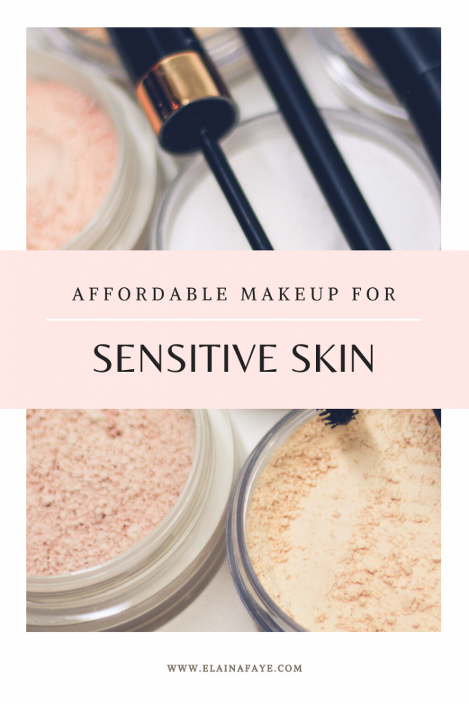 Affordable Makeup for Sensitive Skin in 2020 Affordable