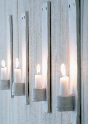 candle holders on the wall ceramic ideas pinterest keramik wandkerzenhalter und. Black Bedroom Furniture Sets. Home Design Ideas