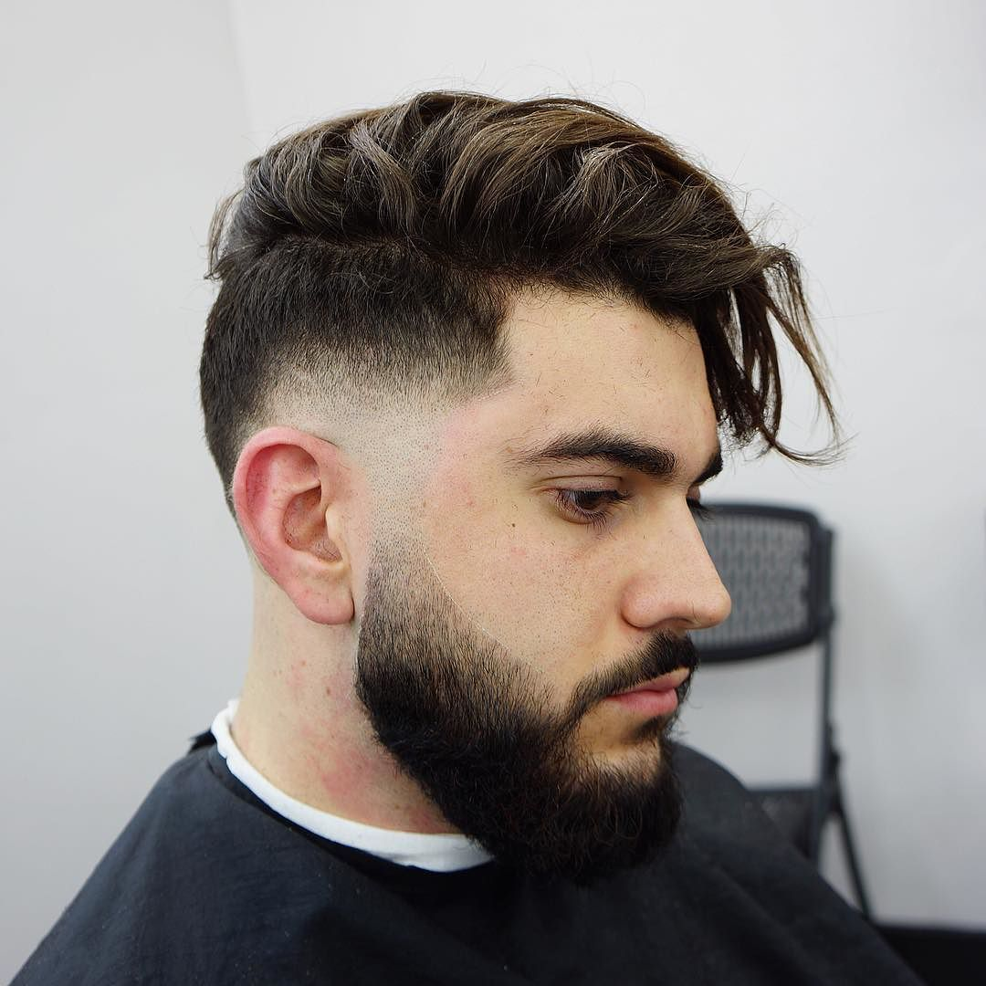 Mens faded haircut haircut by criztofferson ifttjnzt menshair
