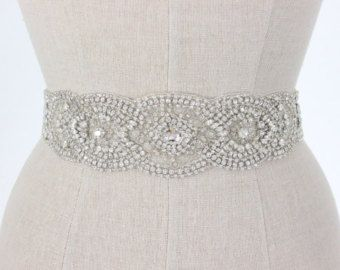 Popular items for beaded belts on Etsy