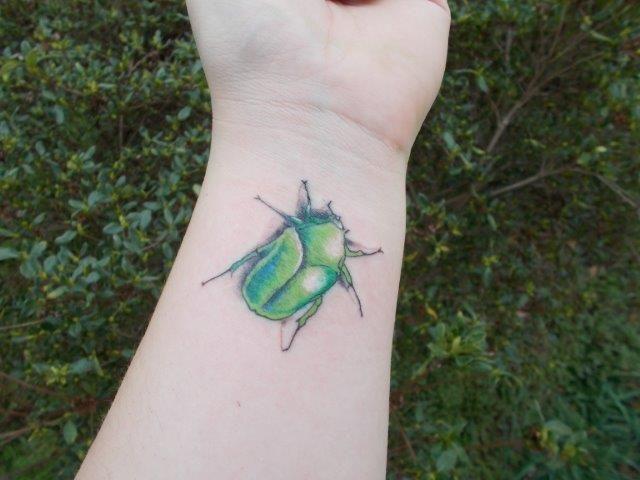 My Junebug tattoo