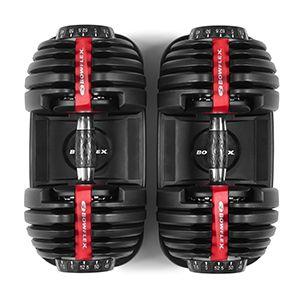 Bowflex Selecttech 552 Set BRAND NEW 2 Dumbbells