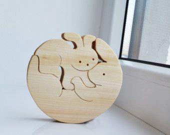 Kinder Geschenk Holzbär Holz Puzzle Bär pädagogische Spielzeug montessori Spielzeug Muttertag Geschenk Tier Puzzle Bären Familie neue Mama Geschenk #beartoy