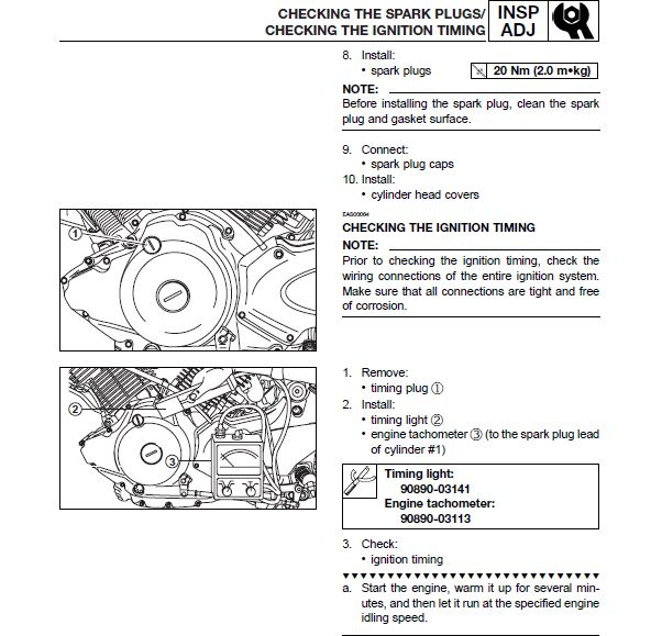2002 2013 Yamaha Bt1100 Bulldog Workshop Repair Service Manual Yamaha Manual Pdf Download