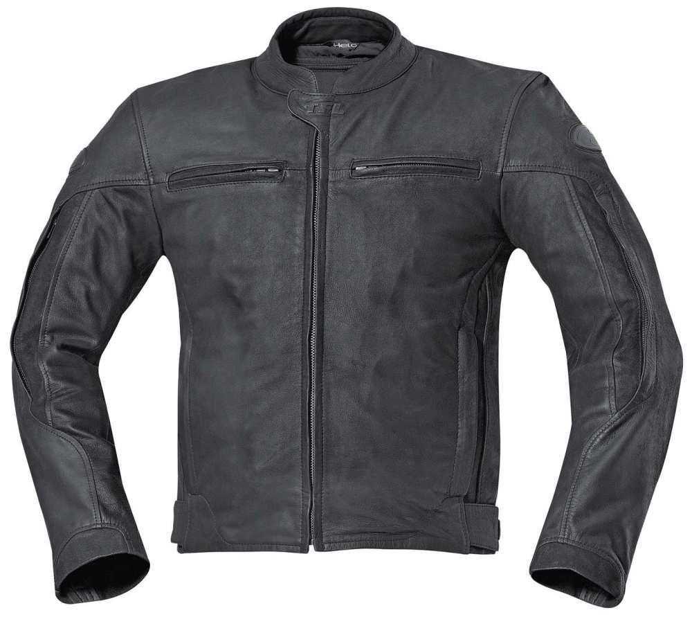 HELD LEDERJACKE COSMO II schwarz Motorradjacke Jacke Leder