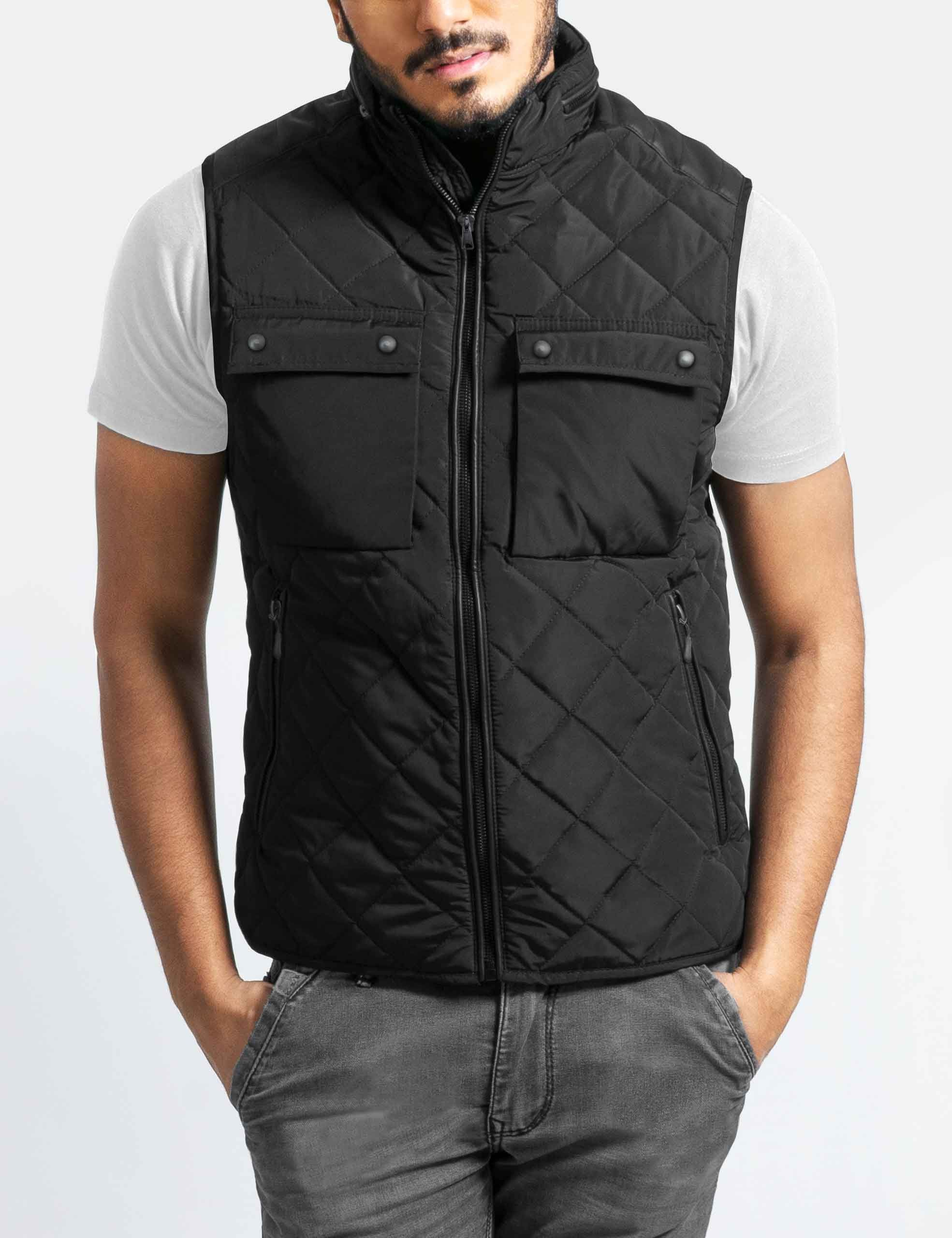 men s quilted vest wholesale denim quilted vest on men s insulated coveralls cheap id=44545