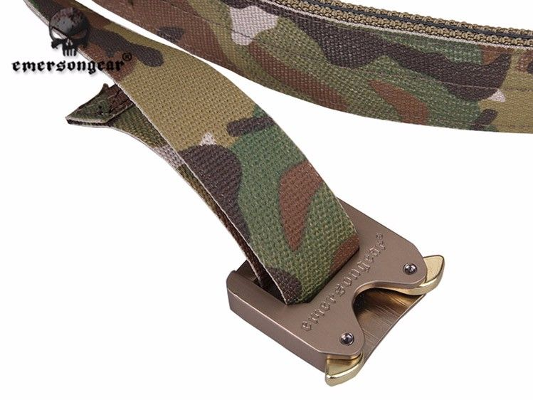 1 5 Inch Shooting Belt Outdoot Hunting Military Tactical Belt