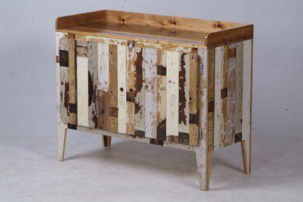 Table langer de recup avec un style scandinave chambre b b pinterest berceau vouloir - Table a langer scandinave ...