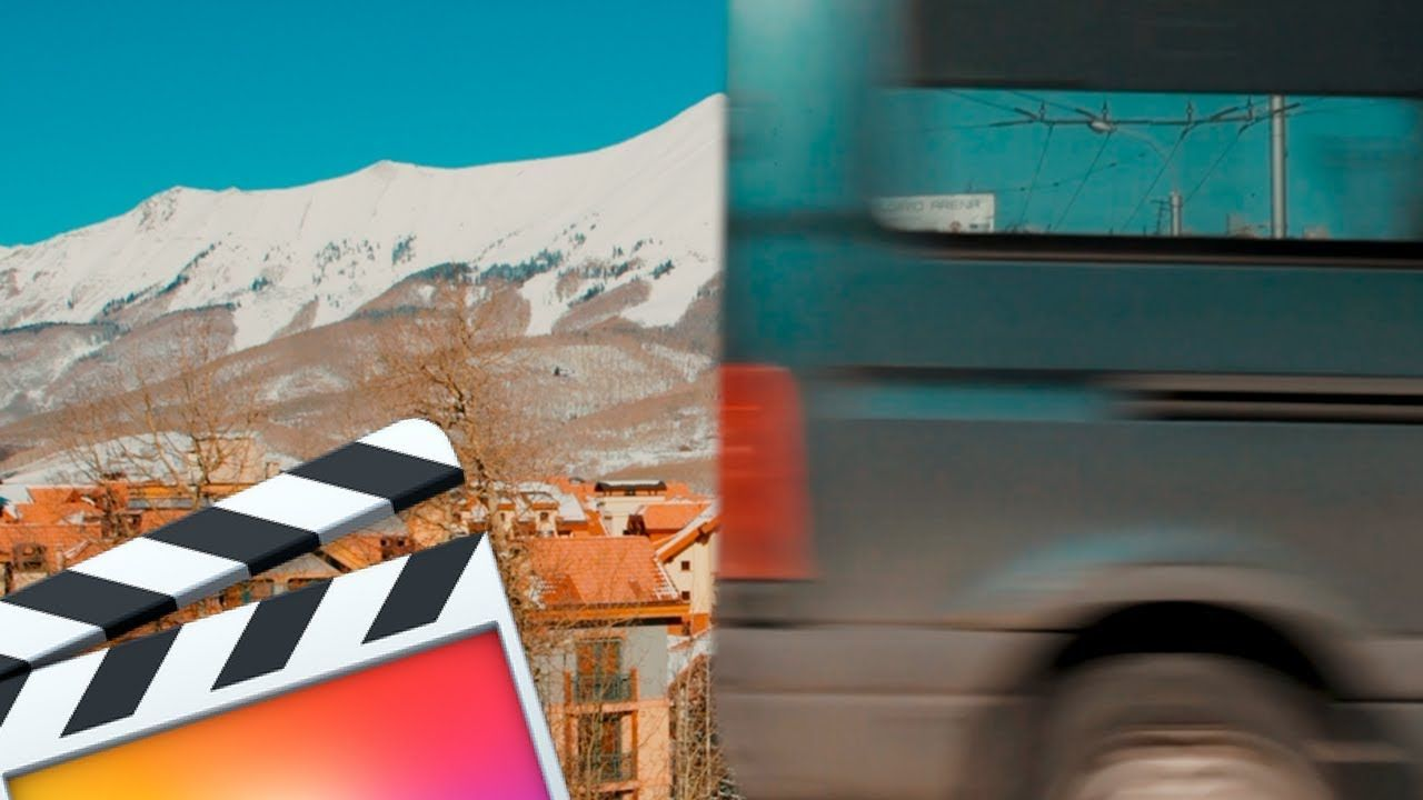 Pin on Transitions in Final Cut Pro X