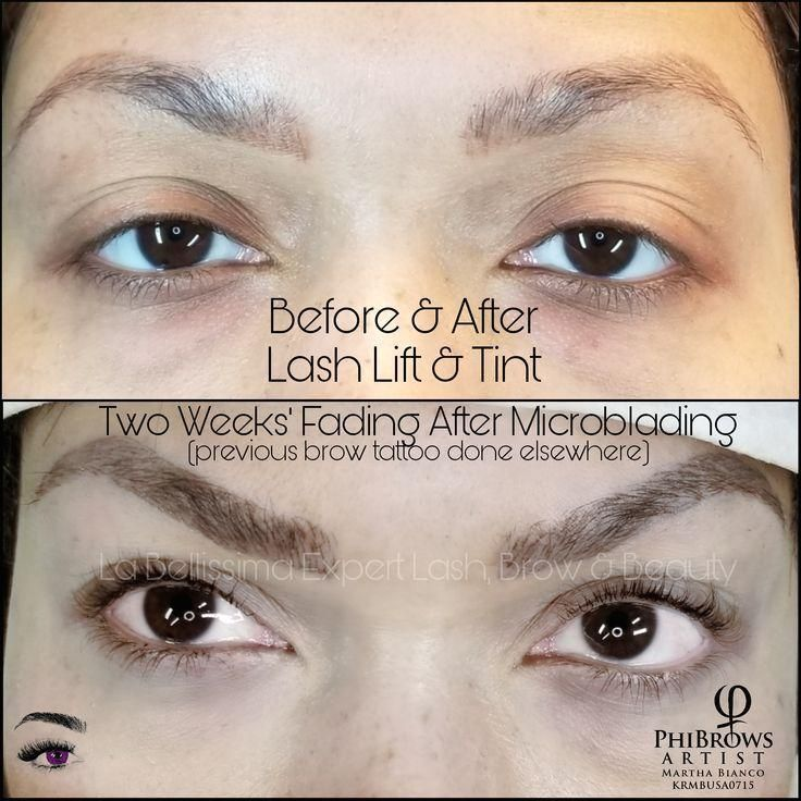 #did  #a  #lash  #lift  #&  #tint  #on  #this  #client  #a  #couple  #weeks  #after  #doing  #corrective  #microblading  #over  #someone  #else's  #work.  #Stay  #tuned  #for  #more  #pix  #of  #the  #eyebrow  #transformation.  #.  #.  #  #lashliftpdx  #lashliftandtint  #lashespdx  #  #PortlandBrows  #Portlandlashes  #elleebana  #elleebanaoneshotlashlift  #keratin  #microblading  #hairstrokes  #featherbrows  #microbladingpdx...   I