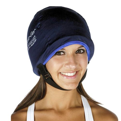 The Elasto Gel Hypothermia Cap May Help Minimize Hair Loss Through