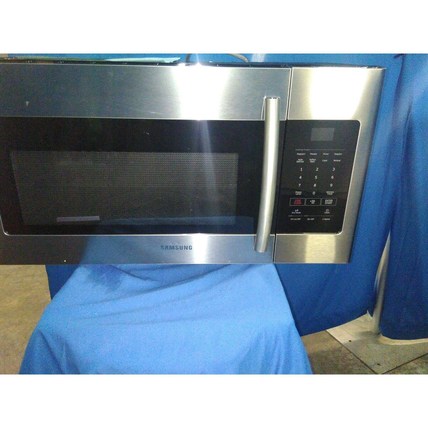 Aa 1 6 Cu Ft Over The Range Microwave