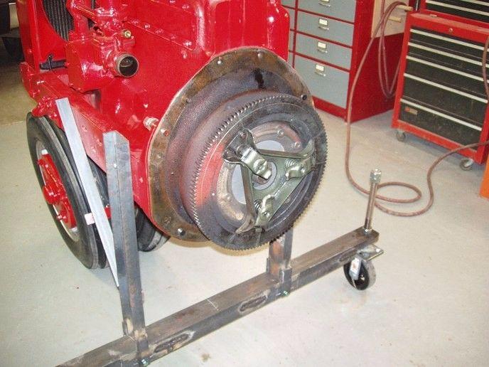 John Deere Tractor Splitting Stands : Tractor stands for splitting tractors stand