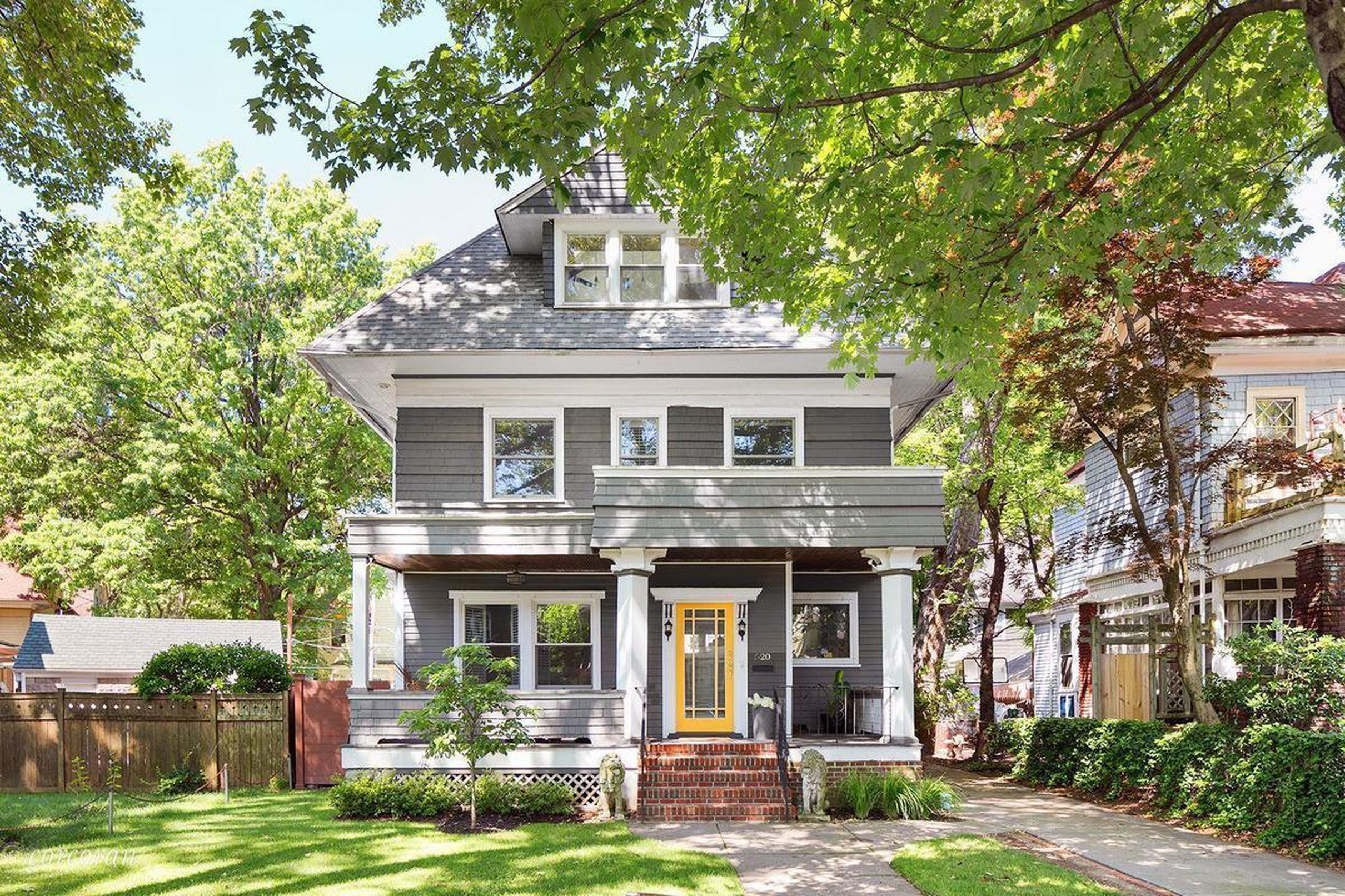 Exquisite Ditmas Park Victorian With Huge Backyard Wants 2 785m Curbed Ny Brooklyn House Victorian Homes Park Homes