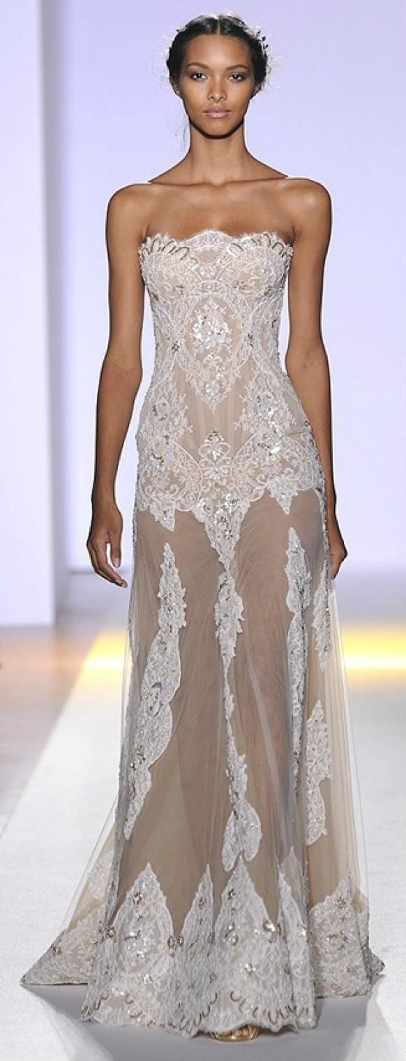 After wedding dress reception  Zuhair Nuradgorgeous Great postreception party dress sexy but