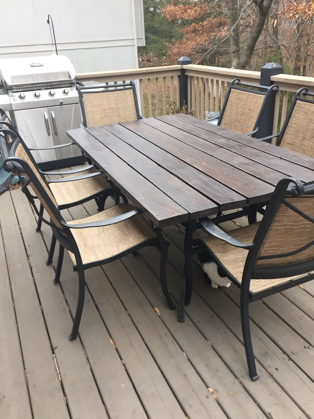 Replacement Top For Patio Table After Glass Top Shattered Patio