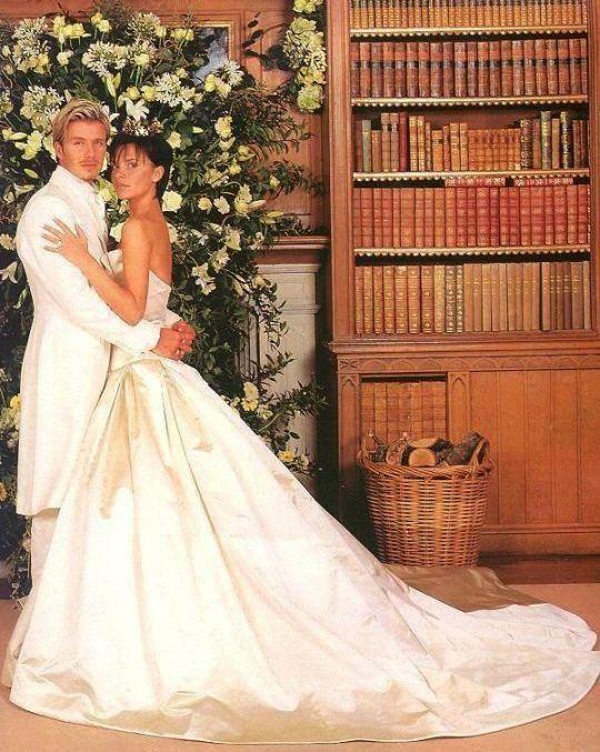 David & Victoria Beckham Inspírate con #BodaTotal | Bodas de ...