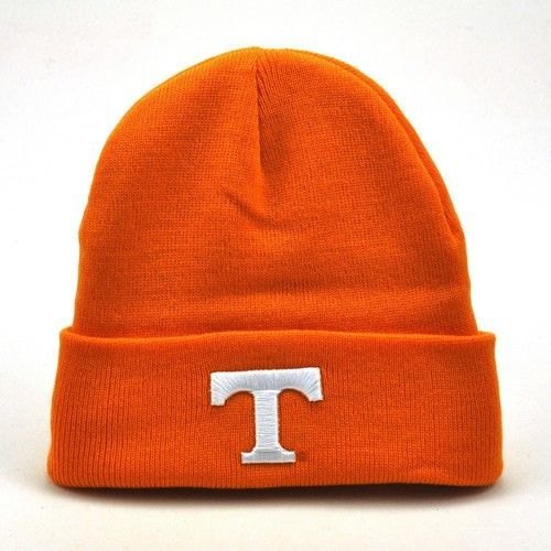 Top of The World Knit Cuffed Tennessee Vols Beanie