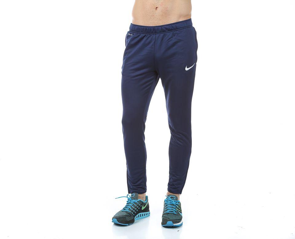 Nike - Academy Tech Pant - Blå  8d04ec2f7519