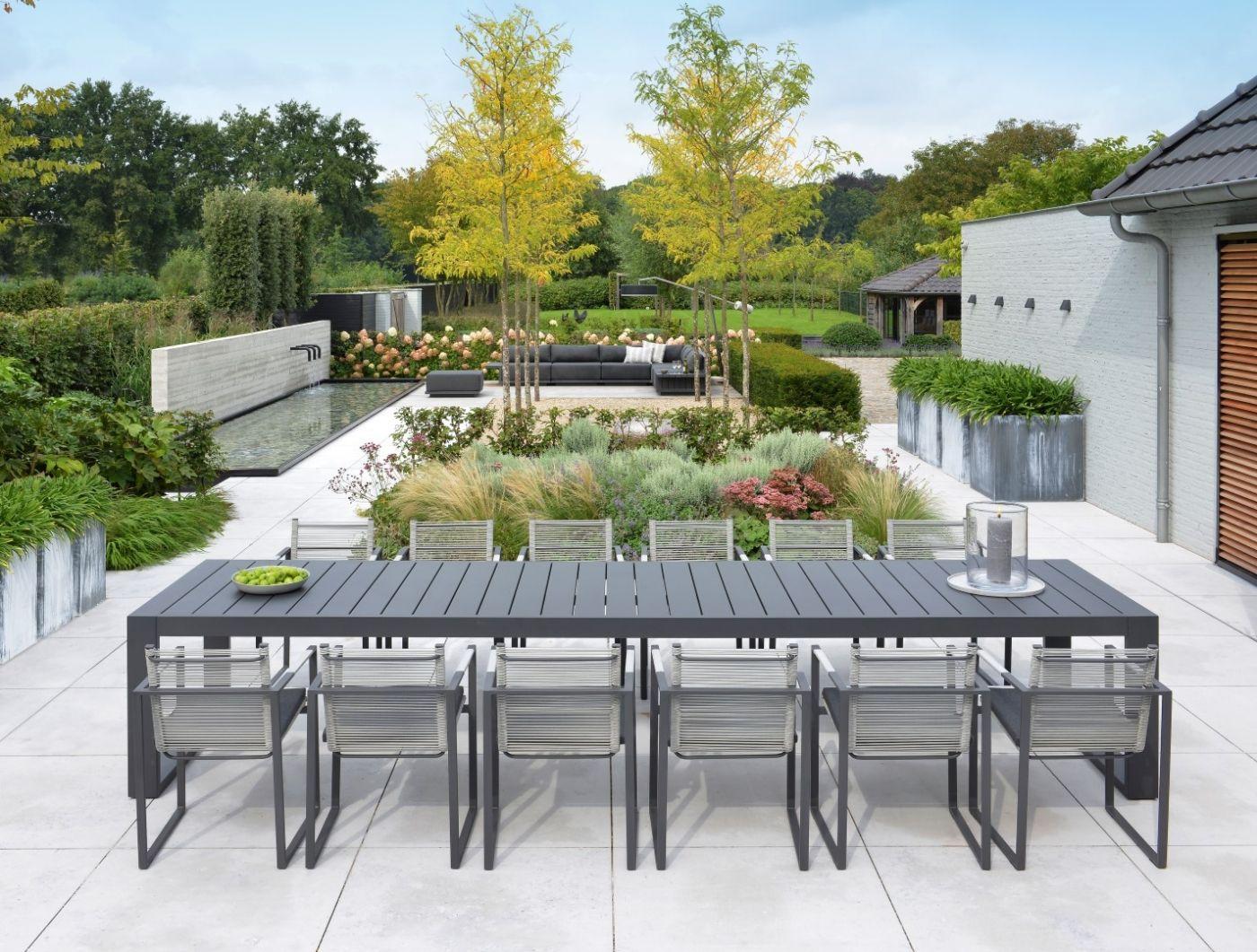 Tuinmeubelen borek » borek tuinmeubelen en parasols bij showroom and