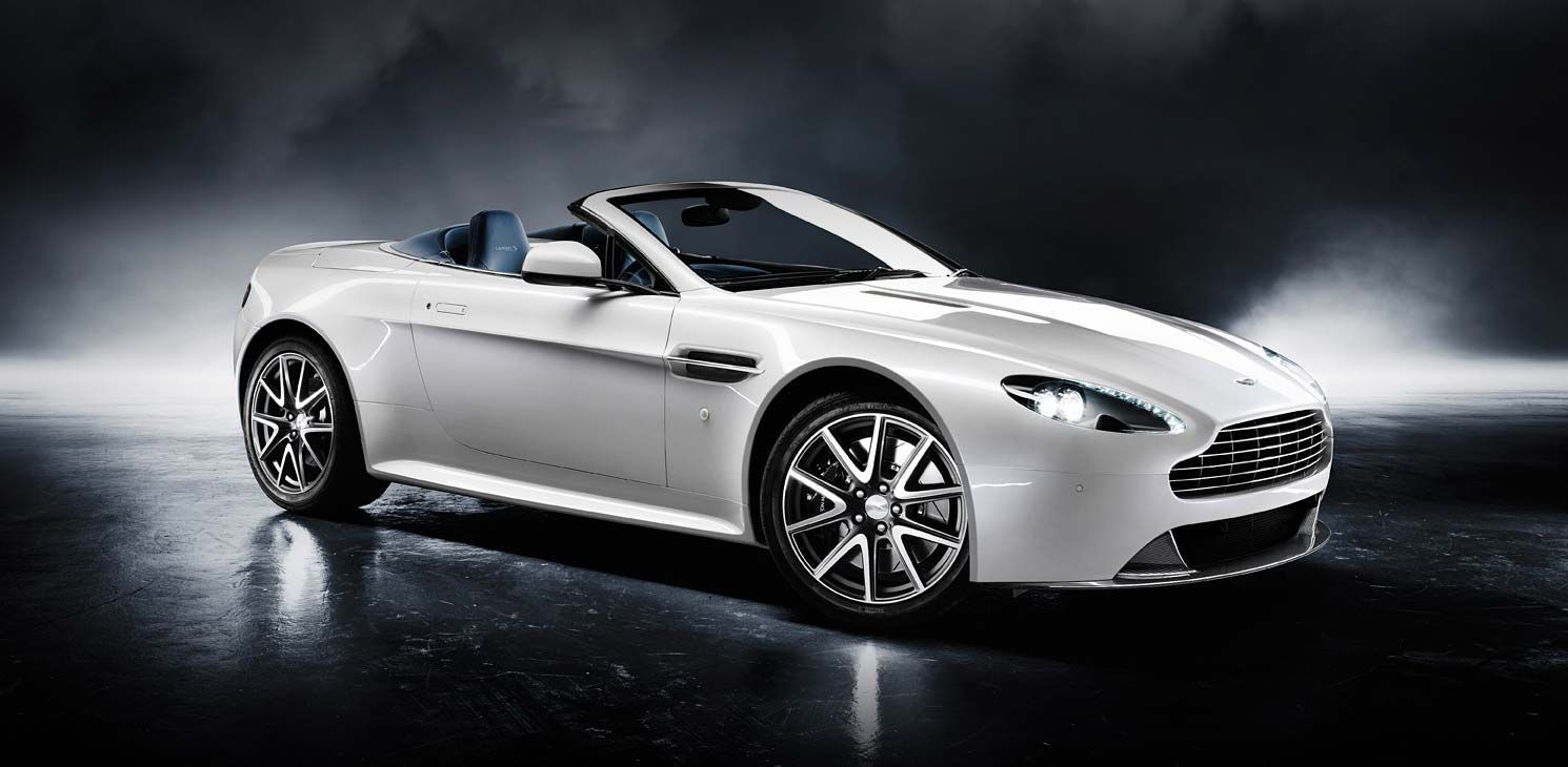 Aston Martin V8 Vantage S Roadster Technical Specification