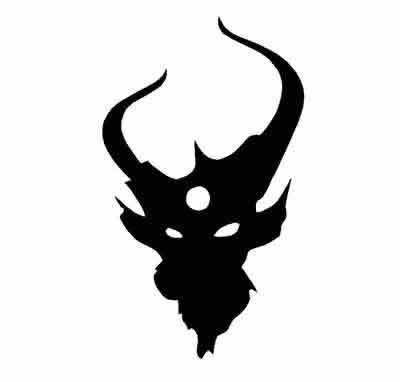 demon hunter symbol tattoos i want pinterest demon hunter rh pinterest com Rock Band Tattoos Skull Band Tattoo
