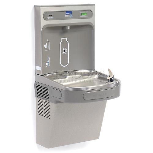 Drinking Fountains Water Refilling Stations Retrofit Kits Elkay Ezh2o Lzs8wslk Filtered Water Bottle Elkay Filtered Water Bottle Drinking Water Fountain