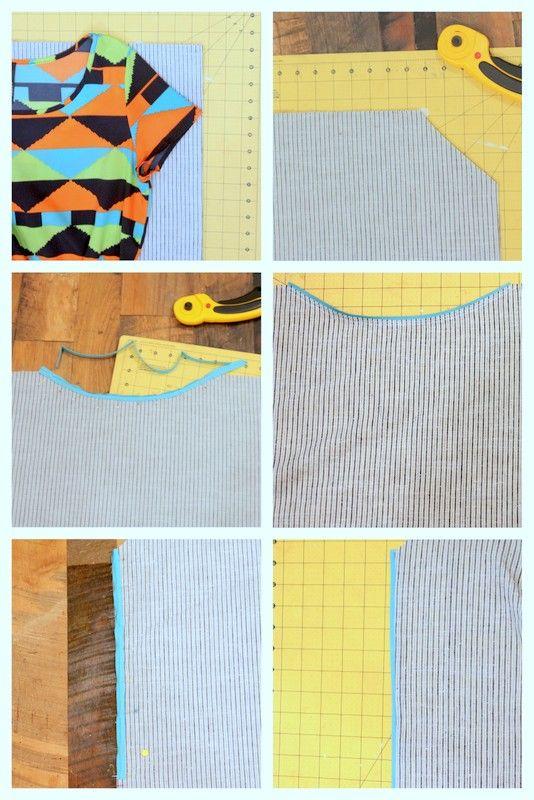 how to make a paperbag dress