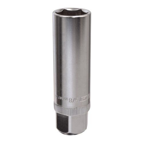 Oem Tools 22887 5 8 Inch 3 8 Inch Drive Magnetic Spark Plug Socket Smooth Satin Finish Is Easy To Clean Won T Show P Plug Socket Socket Extensions Socket Set