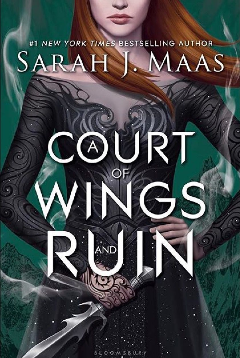 Omg A Court Of Wings And Ruin Official Cover With Images A