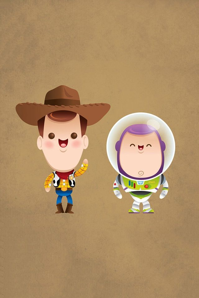 Woody and Buzz  2decad30750