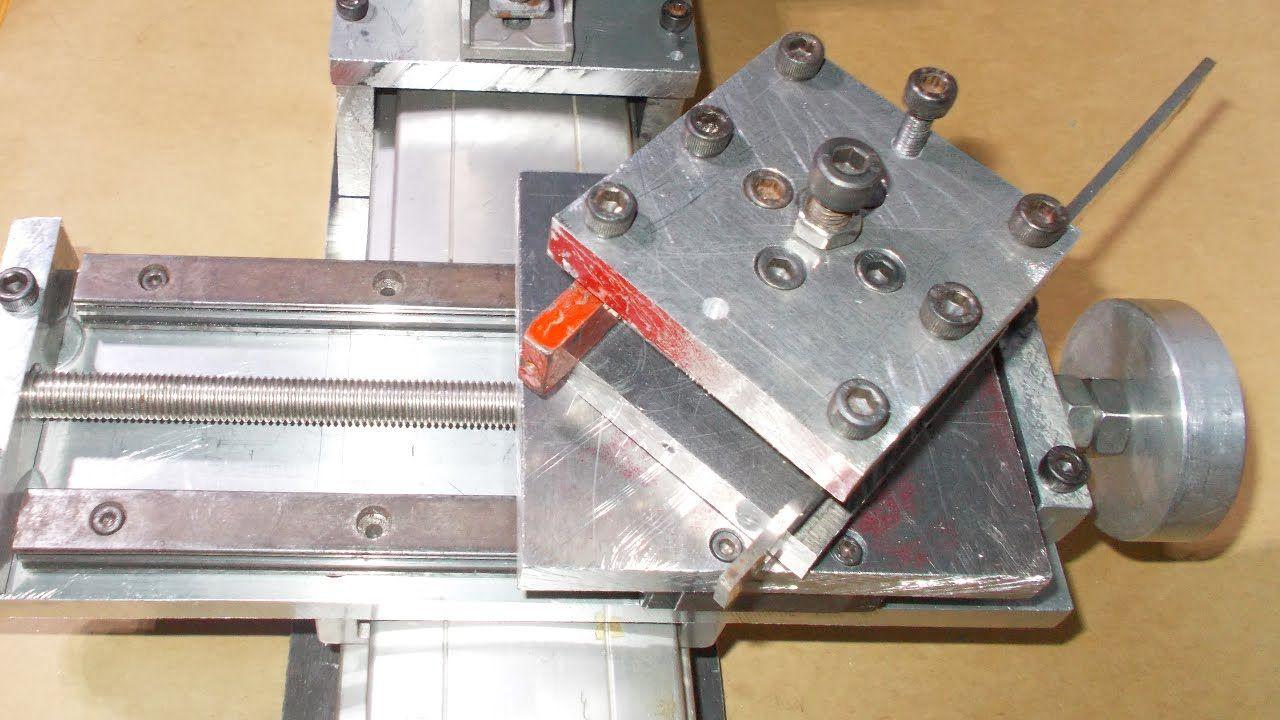 diy mill machine