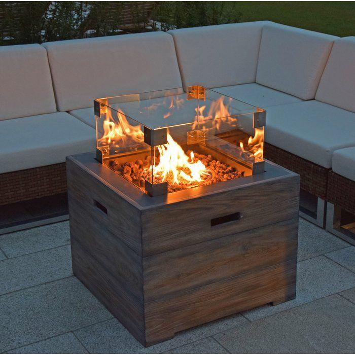 Propane Gas Fire Pit Table Gas Feuerstelle Feuerstellen Tisch Feuerstelle Garten