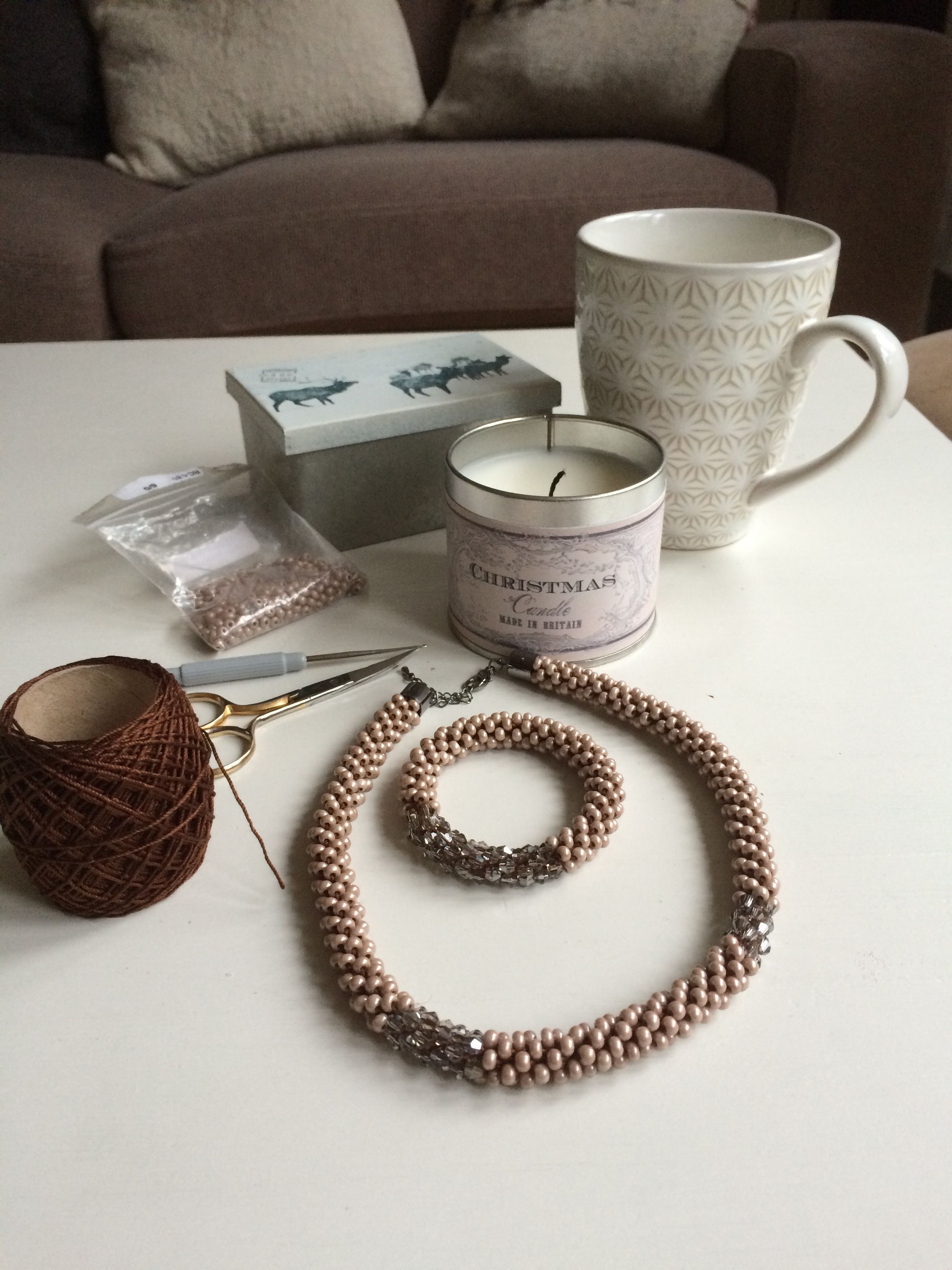 seed bead crochet