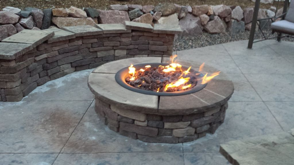 27 Easy-to-Build DIY Firepit Ideas to Improve Your ...