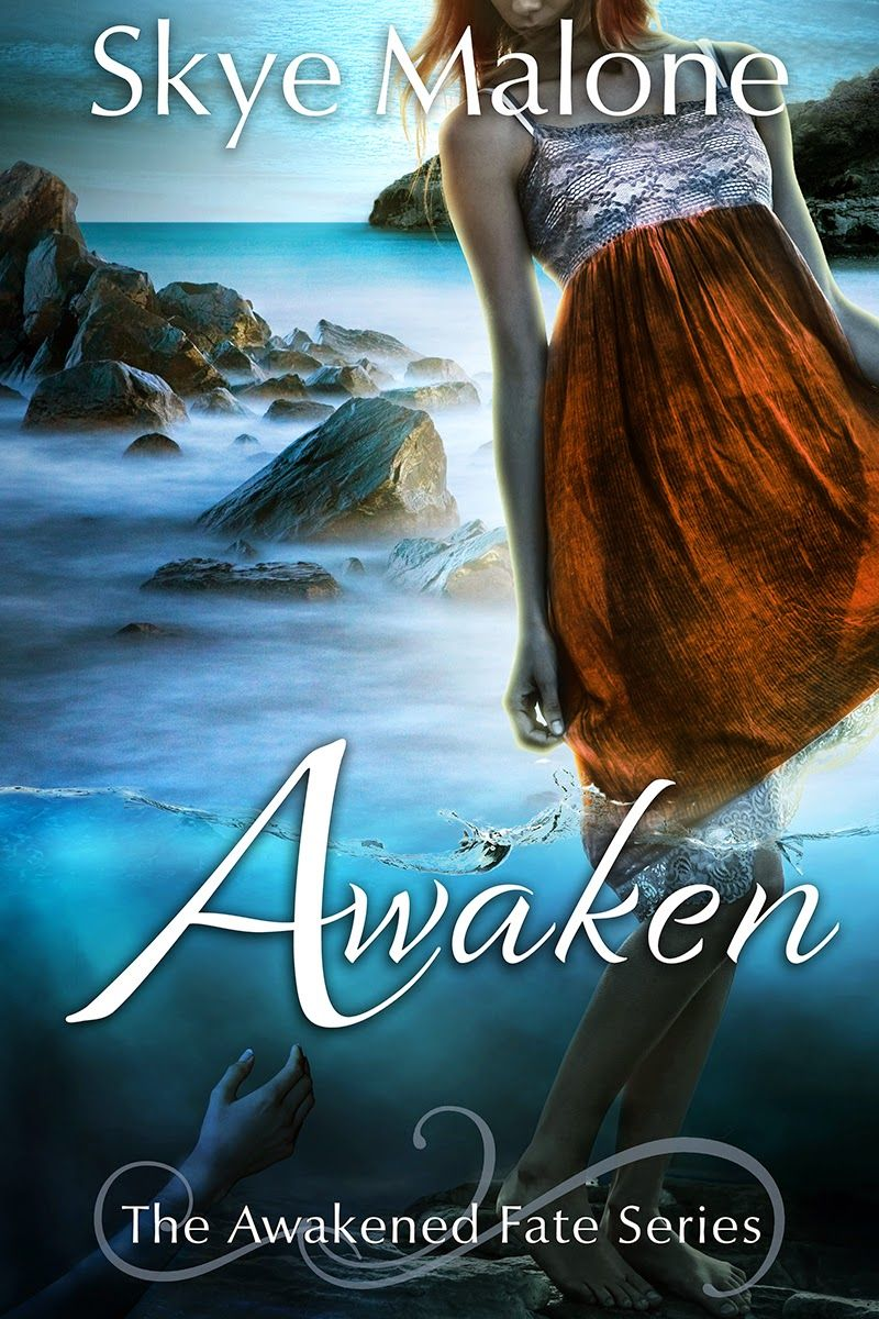 Cover Reveal & Giveaway: AWAKEN by Skye Malone!   Cover