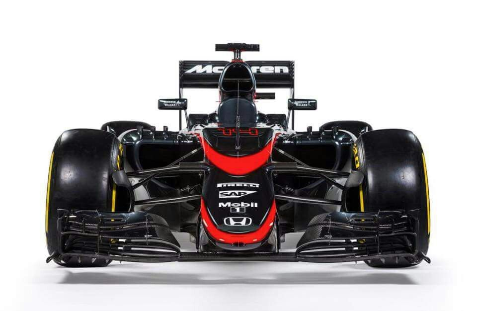 New McLaren Livery for Spanish GP