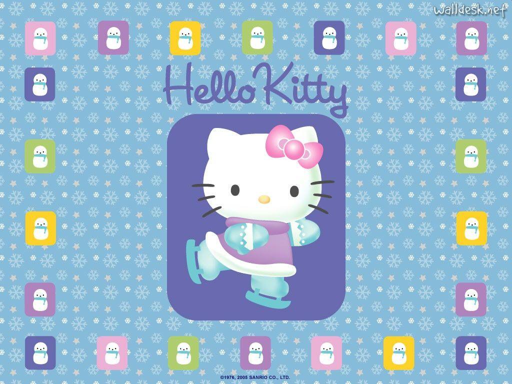 Hello Kitty Wallpaper for Computer | ... wal351, fotos gratis para el ordenador PC y descargar imágenes