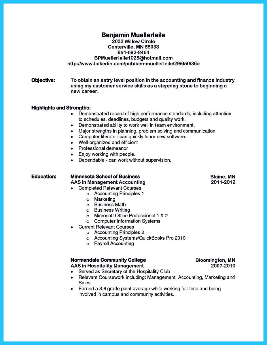 it is important to arrange a representative audio engineer resume it