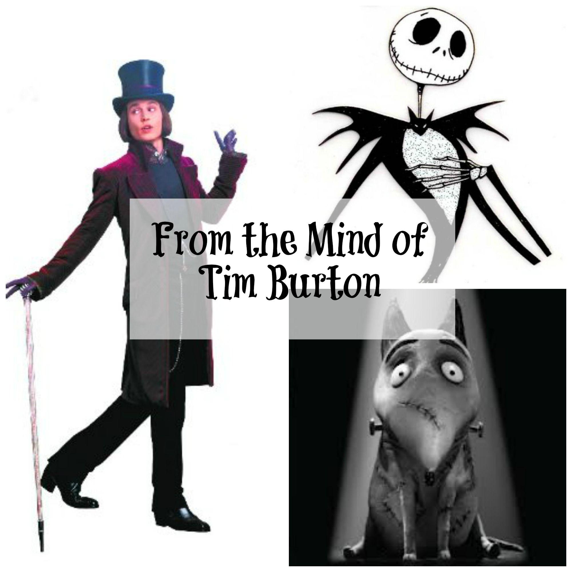 Our Favorite Weirdos From the Mind of Tim Burton Tim