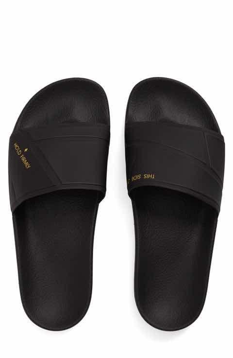 ae1da6ffd1080c adidas by Raf Simons Bunny Adilette Slide Sandal (Men)