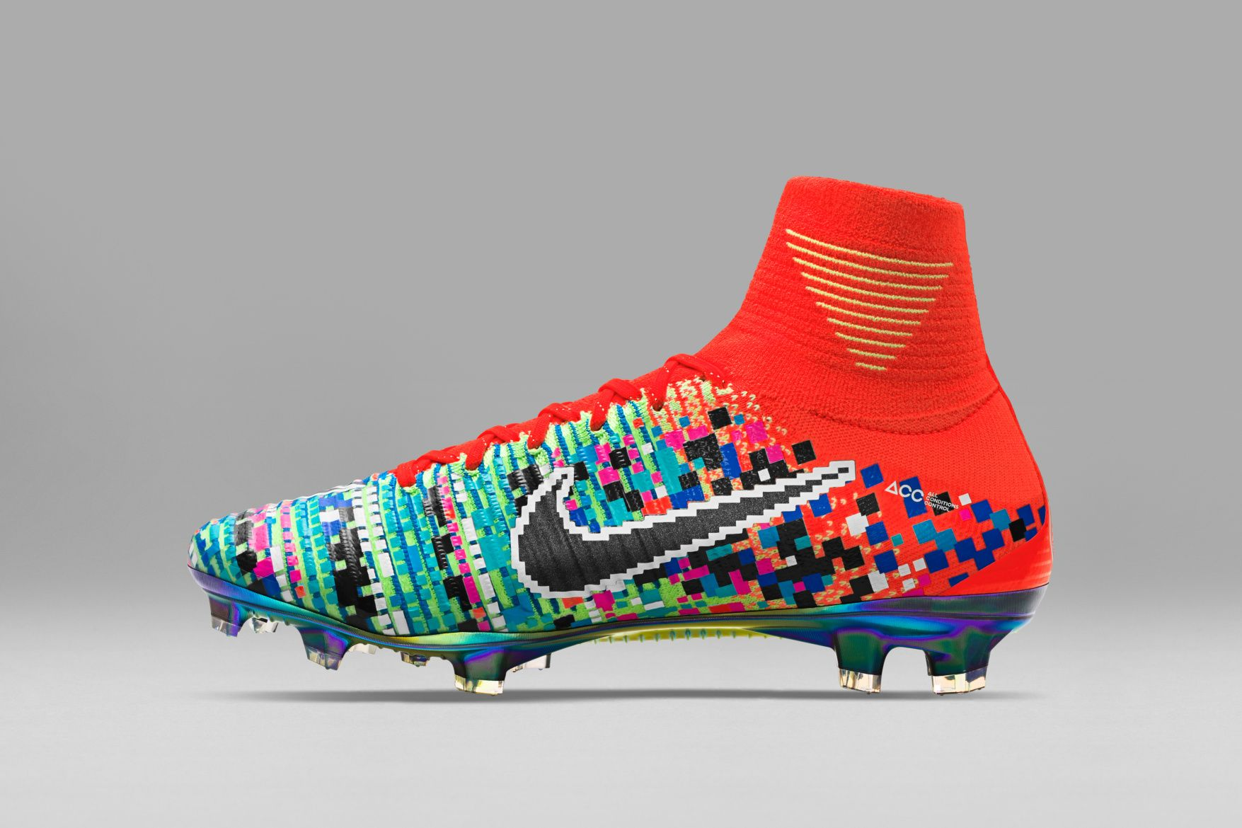 a5b75a107d6 Nike s Mercurial Superfly x EA Sports Football Cleats are a Pixilated Dream…