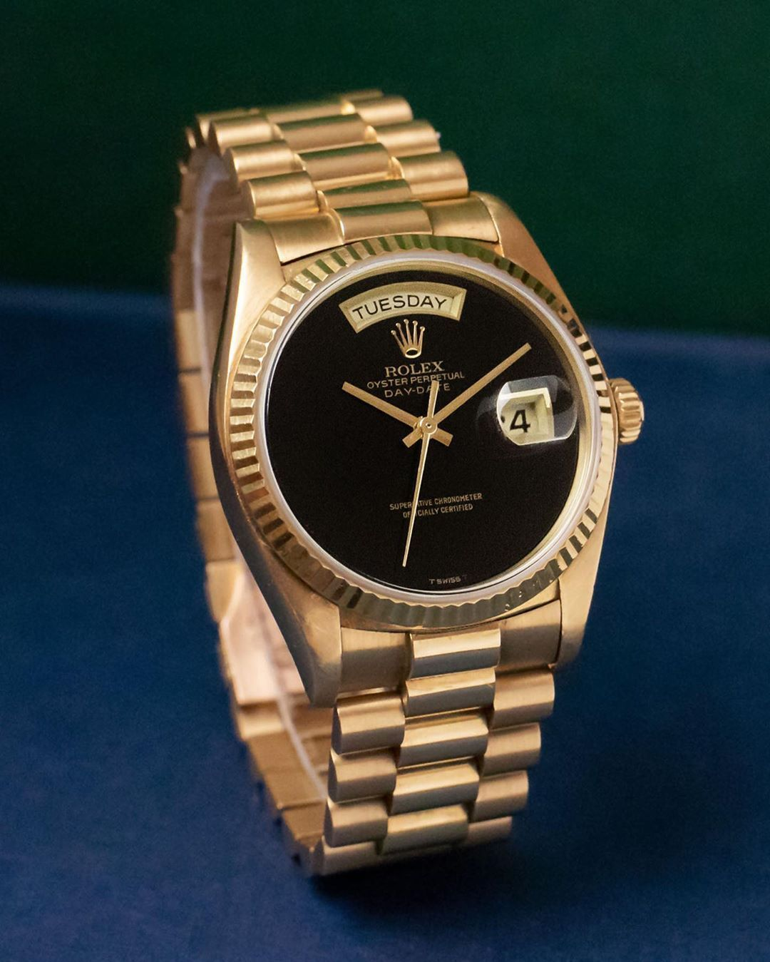 Amsterdam Vintage Watches Already Sold But Had To Share This Picture Of This In 2020 Vintage Watches Vintage Rolex Rolex Day Date