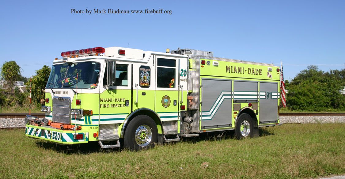 Pin by Jaden Conner on Miami FD Fire trucks, Rescue